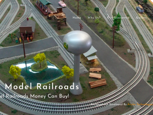 Select Model Railroads