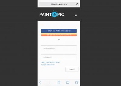 Paint a Pic – Lite