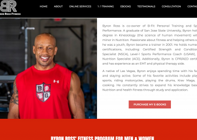 Byron Ross Fitness