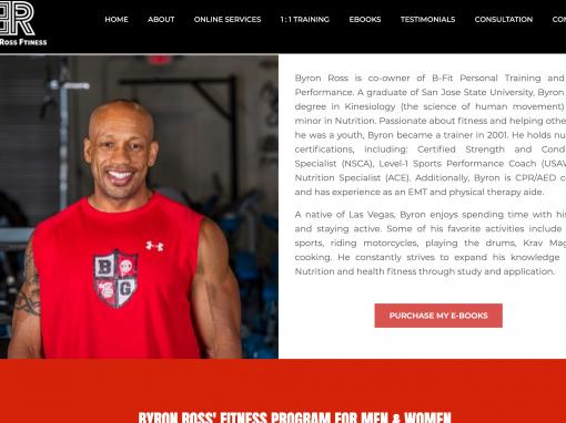 Byron Ross Fitness